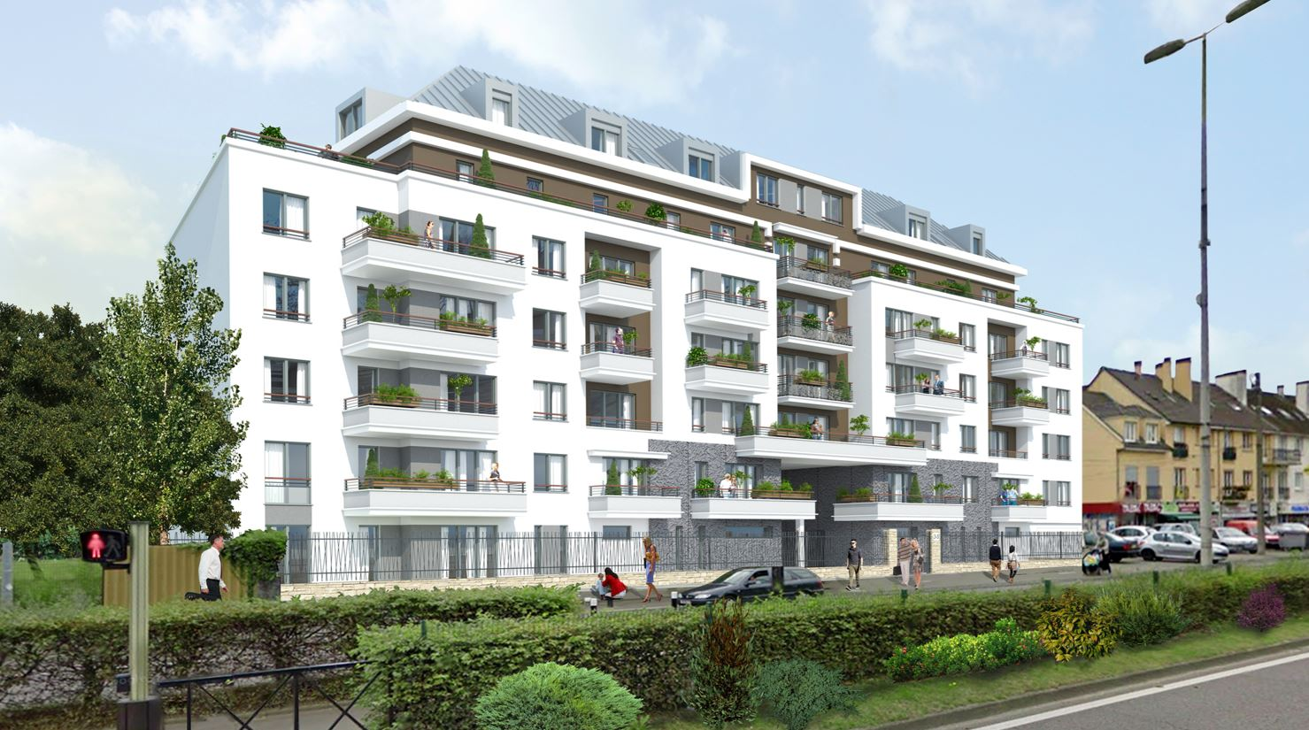 programme immobilier 9503